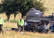 A scăpat cu viață din elicopterul prăbușit în care au murit 4 oameni, dar s-a sinucis după aceea. Motivul, uimitor