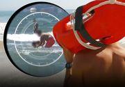 """VIDEO - Alertă pe litoral! Pedofil, """"deghizat"""" în salvamar: """"Vreau să vă învăț să înotați"""""""