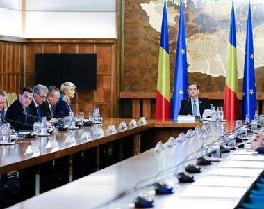 Şedinţă de Guvern: Ce decizii urmează să ia premierul Ludovic Orban