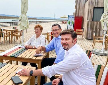Un candidat PRO România la alegerile locale, care s-a întâlnit joi cu Victor Ponta,...