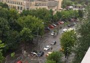 VIDEO   Capitala inundaţiilor