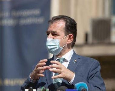 Ludovic Orban, despre cauzele creşterii numărului de îmbolnăviri cu COVID-19