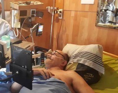 Imagini cu puternic impact emoțional! Un francez care suferea de o boală incurabilă a...