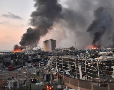 """Verdict dramatic la o lună după explozia din Beirut: """"Nu mai sunt speranţe"""""""