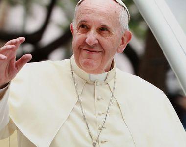 """Papa Francisc: """"O ciumă mai rea decât Covid"""""""