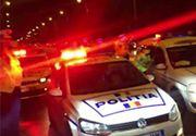 VIDEO | Focuri de armă după un şofer fugar