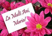 Mesaje şi felicitări frumoase de Sf. Maria: La mulţi ani!