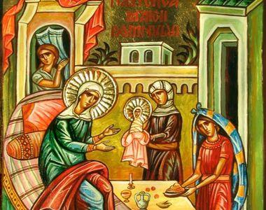Nașterea Maicii Domnului sau Sfânta Maria Mică: Ce nu ai voie să faci pe 8 septembrie...