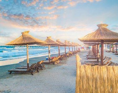 Ce temperatură are apa mării în perioada 7 - 13 septembrie, în principalele stațiuni...