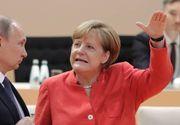 Gazoductul Nord Stream 2, sub semnul întrebării după noile tensiuni dintre Rusia și Germania