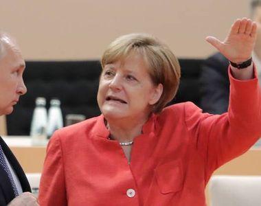 Gazoductul Nord Stream 2, sub semnul întrebării după noile tensiuni dintre Rusia și...