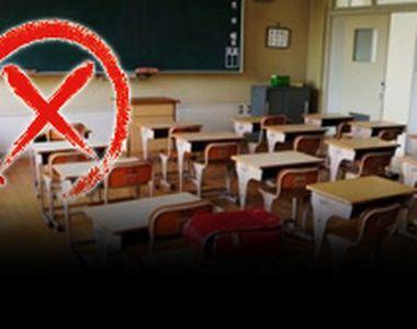 VIDEO - Nu toți elevii vor merge la școală din 14 septembrie. Harta zonelor în care...