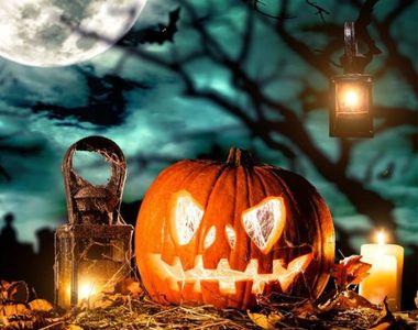 """Când este sărbătoarea de Halloween în 2020. Petrecerile """"horror"""", amenințate..."""