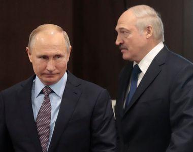 Rusia trimite trupe în Belarus