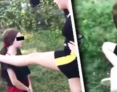 VIDEO - Ce s-a întâmplat cu adolescenta care a snopit-o în bătaie pe eleva de 13 ani