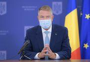 """Klaus Iohannis, mesaj înaintea începerii școlii: """"Decizia de a deschide școlile este corectă şi necesară"""""""