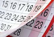 Zile libere 2021. Câte mini vacanțe și zile libere vor avea angajații anul viitor