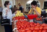 Ce produse s-au scumpit cel mai mult de la începutul anului. Rata inflației scade ușor