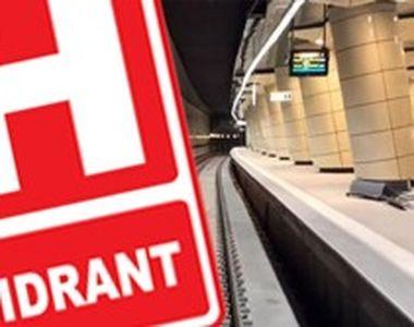 VIDEO - Epopeea metroului din Drumul Taberei este departe de a se fi încheiat. Metroul...