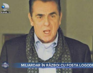 VIDEO - Miliardarul Ioan Niculaie îi cere banii înapoi fostei logodnice