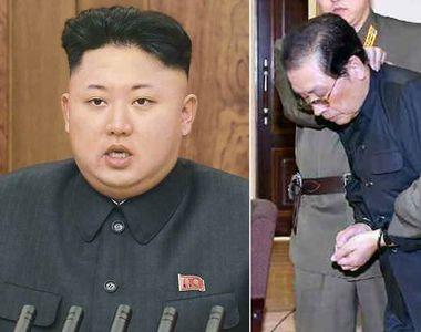 """""""Kim Jong-un şi-a decapitat unchiul şi i-a expus trupul pe scări"""". Dezvăluire..."""
