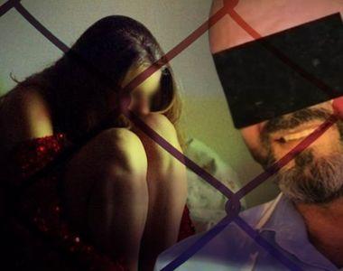 VIDEO - Minoră abuzată, timp de un an de zile, de un proxenet din Capitală