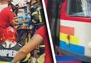 VIDEO - Bărbat prins sub roțile unui tramvai. Inedit cum a scăpat victima