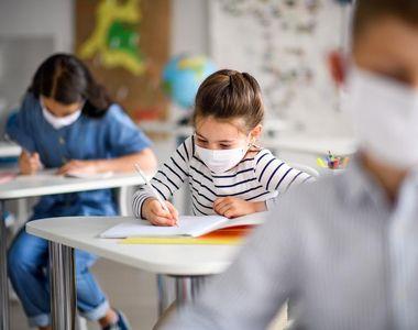 Prima zi de școală în condiții de pandemie. Care este riscul cel mai mare