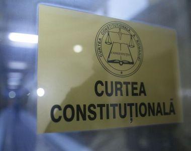 Decizie importantă pentru Guvern luată azi de CCR. Ce se întâmplă cu moțiunea de cenzură
