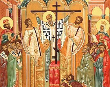 Sărbătoare mare azi pentru ortodocși. Ce nu trebuie să faci sub nicio formă