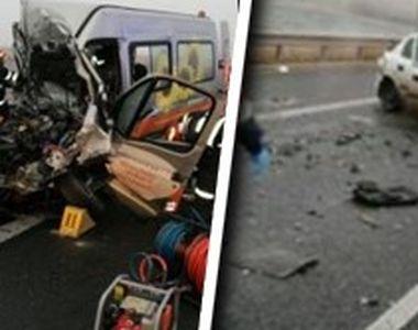 VIDEO - Patru români, morți într-un cumplit accident în Germania. Vinovat, se pare că...