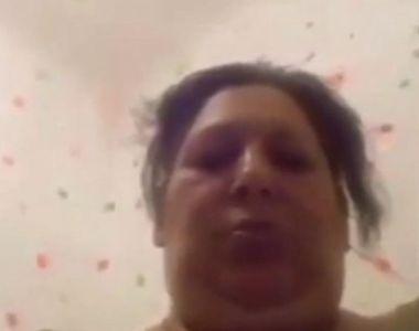 Femeia din Bucureşti care şi-a bătut fetiţa, reţinută