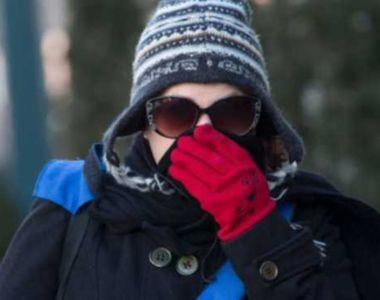 Un val de aer rece lovește România. Unde se vor înregistra ZERO grade