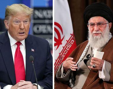 Donald Trump, mesaj amenințător la adresa Iranului