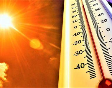 Vremea. ANM a anunțat prognoza meteo pentru miercuri, 16 septembrie. Vreme călduroasă...