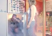 Nelson Mondialu a intrat în frigider. Cum l-a găsit Liliana pe soțul ei