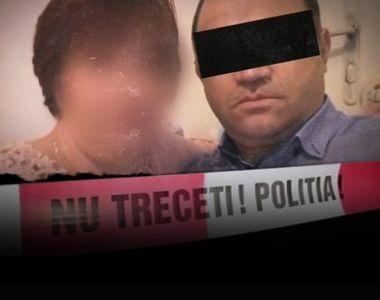 VIDEO - Crimă și sinucidere. Un bărbat și-a ucis soția. 5 copii orfani