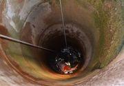Un copil din Vrancea a căzut într-o fântână adâncă de 22 de metri. Cum a decurs operaţiunea de salvare
