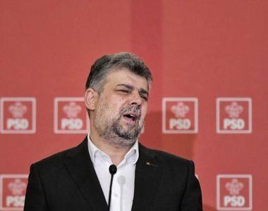 """""""Să fiți trist, domnule Iohannis"""". Șeful PSD, Marcel Ciolacu, reacție după..."""