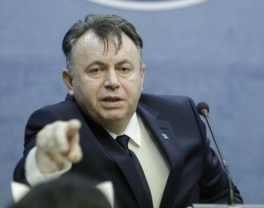 """Ministrul Sănătăţii, Nelu Tătaru: """"Estimăm o creştere a numărului de cazuri"""""""