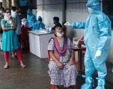 Lucrurile au scăpat de sub control în India. Aproape 100.000 de cazuri de coronavirus...