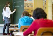 62 de şcoli din România, închise din cauza COVID-19