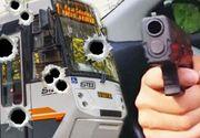 VIDEO - Episod sălbatic în trafic. Un vatman a fost împușcat în cap