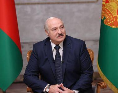 Armata din Belarus, în stare de alertă. Aleksandr Lukaşenko închide frontierele cu două...