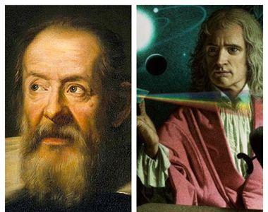Manuscrisele lui Newton și Galileo Galilei, găsite în județul Neamț - VIDEO