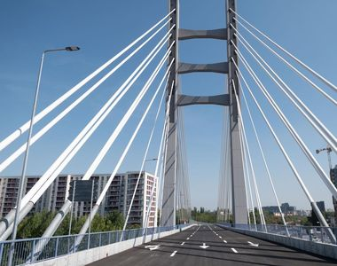 Primarul Capitalei, anunț important pentru bucureșteni. Podul Ciurel, deschis...