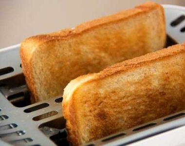 Știai că pâinea prăjită și gemurile te pot îmbolnăvi grav? Sfatul unui medic oncolog