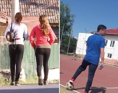 VIDEO - Eleve abuzate sexual de profesorul de sport