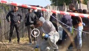 VIDEO - Crimă șocantă după un triunghi amoros