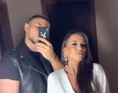 """Andra Volos și Bogdan Mocanu de la """"Puterea Dragostei"""" s-au împăcat. Gestul care i-a..."""